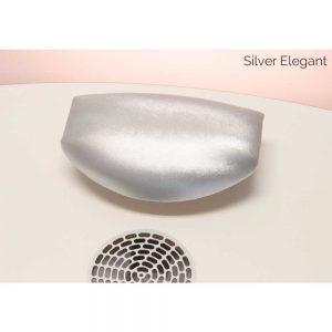 Armauflage Silber