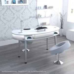 Nageltisch Ancona 3D