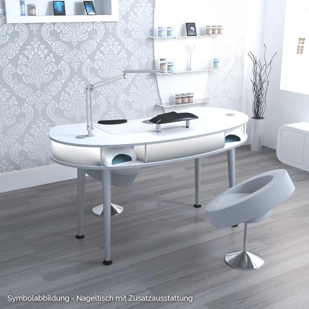 ancona nageltisch nova flair. Black Bedroom Furniture Sets. Home Design Ideas
