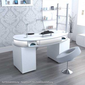 Nageltisch Ancona Typ2 3D