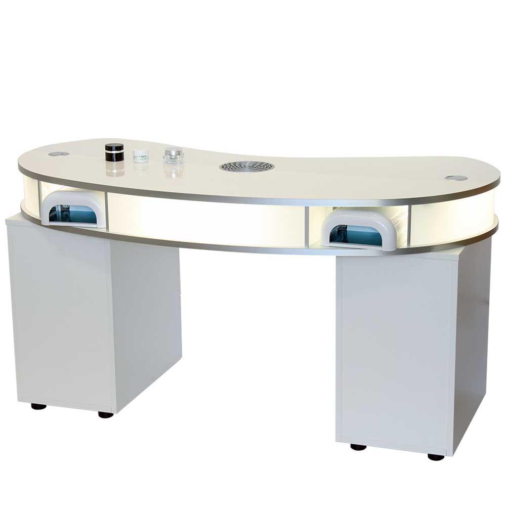 ancona typ 2 nageltisch nova flair. Black Bedroom Furniture Sets. Home Design Ideas