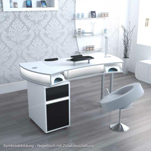 Nageltisch Milano Typ 2 3D
