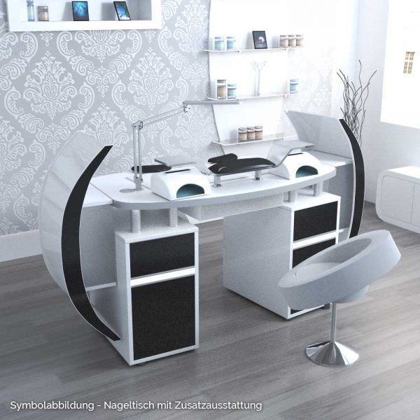 montana concept nageltisch f r nageldesign. Black Bedroom Furniture Sets. Home Design Ideas
