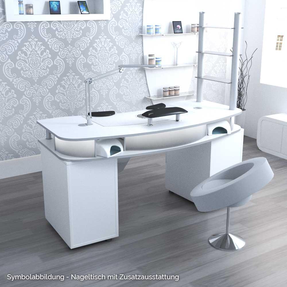 monza nageltisch nova flair. Black Bedroom Furniture Sets. Home Design Ideas