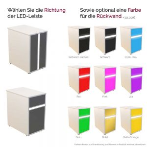 Container Farben